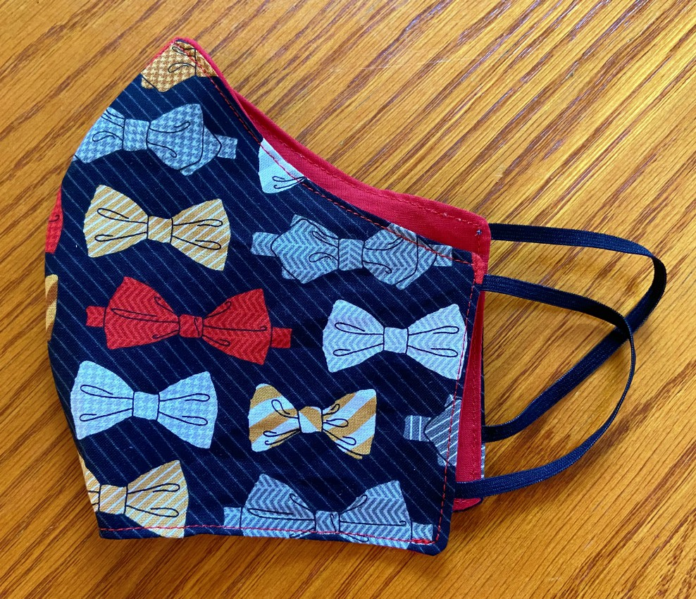 Bowties Red72